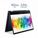 "Deals List: ASUS Flip 14"" FHD Touch Laptop, Nano-Edge Display, AMD Ryzen 5-5500U, 8GB DDR4, 256GB NVMe PCIe SSD, Windows 10 Home, TM420UA-WS51T"