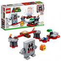 Deals List: 133-Pcs LEGO Super Mario Whomps Lava Trouble Expansion Set