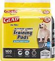 Deals List:  Glad Pets Activated Carbon Puppy Training Pads 100 ct