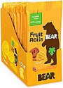 Deals List: BEAR Real Fruit Snack Rolls - Gluten Free, Vegan, and Non-GMO - Mango – 12 Pack (2 Rolls Per Pack)