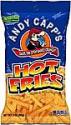 Deals List: Andy Capp's Hot Fries, 3 Oz, 7 Pack
