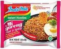 Deals List: Indomie Mi Goreng Instant Stir Fry Noodles, Halal Certified, Hot & Spicy / Pedas Flavor (Pack of 30)
