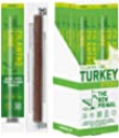 Deals List: The New Primal Cilantro Lime Turkey Meat Stick, Whole30 Approved, Paleo, Keto, Pantry Staple, Certified Gluten Free, Low Carb, High Protein Snack, Sugar Free, Grass-Fed and Finished, 1 oz, Pack of 20