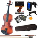 Deals List: Mendini Full Size 4/4 MV300 Solid Wood Violin with Tuner