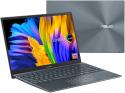 "Deals List: ASUS ZenBook 13 Ultra-Slim Laptop, 13.3"" OLED FHD NanoEdge Bezel Display, Intel Core i7-1165G7, 16GB LPDDR4X RAM, 512GB SSD, NumberPad, Thunderbolt 4, Wi-Fi 6, Windows 10 Pro, Pine Grey, UX325EA-XS74"