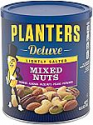 Deals List: Planters Deluxe Lightly Salted Mixed Nuts (15.25 Oz. Canister) - Variety Mixed Nuts with Cashews, Almonds, Hazelnuts, Pecans & Pistachios
