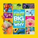 Deals List: National Geographic Little Kids First Big Book of Why (Hardcover)