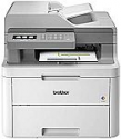 Deals List: Brother MFC-L3710CW Compact Digital Color All-in-One Printer Providing Laser Printer Quality Results with Wireless, Amazon Dash Replenishment Ready