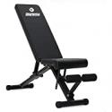 Deals List: AyeKu Weight Bench Adjustable Strength Training Bench