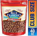 Deals List: Blue Diamond Almonds Smokehouse Flavored Snack Nuts, 40 Oz Resealable Bag (Pack of 1)