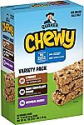 Deals List: Quaker Chewy Granola Bars, 3 Flavor Back to School Variety Pack, (58 Bars)