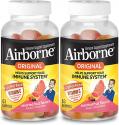 Deals List: 2PK Airborne Gummies w/Vitamin C, Minerals & Herbs Immune Support
