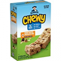 Deals List: Quaker Chewy Granola Bars, Peanut Butter Chocolate Chip, (58 Pack)