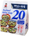 Deals List: Miko Brand Instant Miso Soup Awase-Variety-30% Less Sodium, 10.65 Ounce
