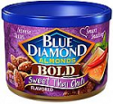 Deals List: Blue Diamond Almonds Sweet Thai Chili Flavored Snack Nuts, 6 Oz Resealable Can (Pack of 1)