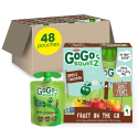 Deals List: 48-count of GoGo SqueeZ Applesauce on the Go 3.2 oz. Pouches (Apple Cinnamon)