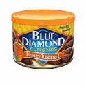 Deals List: Blue Diamond Almonds Honey Roasted Snack Nuts, 6 Oz Resealable Cans (Pack of 12)