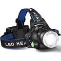 Deals List: HOKEKI Headlamp Flashlight, USB Rechargeable Led Head Lamp