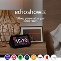 Deals List: Echo Show 5 (1st Gen, 2019 release) -- Smart display with Alexa – stay connected with video calling - Charcoal