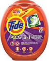 Deals List:  Tide PODS Laundry Detergent Soap PODS, High Efficiency (HE), Spring Meadow Scent, 96 Count