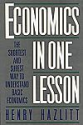 Deals List: Economics in One Lesson: The Shortest and Surest Way to Understand Basic Economics Kindle Edition