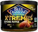 Deals List: Blue Diamond Almonds XTREMES Ghost Pepper Flavored Almonds, 6 Ounce