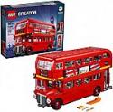 Deals List: LEGO Creator Expert London Bus 10258 Building Kit (1686 Pieces)