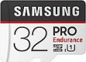 Deals List: Samsung PRO Endurance 32GB 100MB/s (U1) MicroSDXC Memory Card with Adapter (MB-MJ32GA/AM)