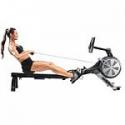 Deals List: NordicTrack - RW200 Rower - Black/Gray, NTRW59147