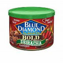 Deals List: Blue Diamond Almonds Sriracha Flavored Snack Nuts, 6 Oz Resealable Can (Pack of 1)