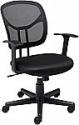 Deals List: Amazon Basics Mesh, Mid-Back, Adjustable, Swivel Office Desk Chair with Armrests