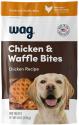 Deals List: Amazon Brand Wag Dog Treats Chicken and Waffle Bites (6oz bag)