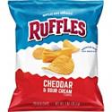 Deals List: 40-Count Ruffles Potato Chips Cheddar Sour Cream 1oz