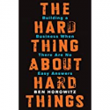 Deals List: The Hard Thing About Hard Things Kindle Edition