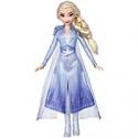 Deals List: Disney Frozen Elsa Fashion Doll w/Long Blonde Hair E6709