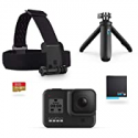 Deals List: GoPro HERO8 Black Retail Bundle w/Head Strap, 32GB SD Card