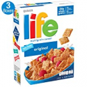 Deals List: 3-Pack Life Breakfast Cereal Original 13-Oz