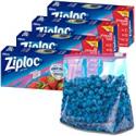 Deals List: 104ct Ziploc Slider Storage Bags with New Power Shield Technology