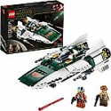 Deals List: LEGO Star Wars: The Rise of Skywalker Resistance A Wing Starfighter 75248 Advanced Collectible Starship Model Building Kit (269 Pieces)