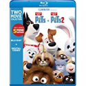 Deals List: The Secret Life of Pets: 2-Movie Collection Blu-ray