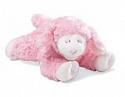 "Deals List: Baby GUND Winky Lamb Stuffed Animal Plush Rattle, Pink, 7"""