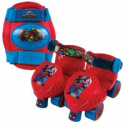 Deals List: PlayWheels Kids Roller skate Junior with Knee Pads