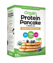 Deals List: 15oz box of Orgain Protein Pancake & Waffle Mix (Whole Wheat & Oat)