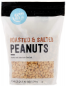 Deals List: 44oz Amazon Brand Happy Belly Roasted and Salted Peanuts