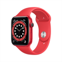 Deals List: Apple Watch Series 6 GPS, 44mm PRODUCT(RED) Aluminum Case with PRODUCT(RED) Sport Band
