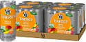 Deals List: V8 +Energy, Healthy Drink, Natural Energy from Tea, Peach Mango, 8 Ounce Can (4 Packs of 6, Total of 24)