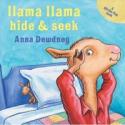 Deals List: Anna Dewdney: Llama Llama Hide & Seek: A Lift-the-Flap Book Book