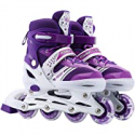 Deals List: Szulight Kids Adjustable Inline Skates