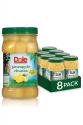 Deals List: Dole Jarred Pineapple Chunks in 100% Fruit Juice, 23.5 Ounce Jar (Pack of 8)