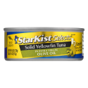 Deals List: StarKist E.V.O.O. Solid Yellowfin/light Tuna in Extra Virgin Olive Oil - 4.5 oz Can (Pack of 12)